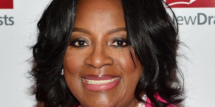 LaTanya Richardson LaTanya Richardson Jackson Honored During Elegant Tea Party