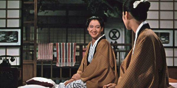 Late Autumn (1960 film) Yasujiro Ozus Late Autumn and An Autumn Afternoon PopMatters