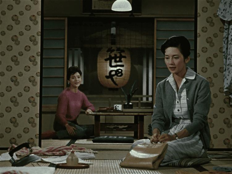 Late Autumn (1960 film) Late Autumn 1960 yasujir ozu Pinterest
