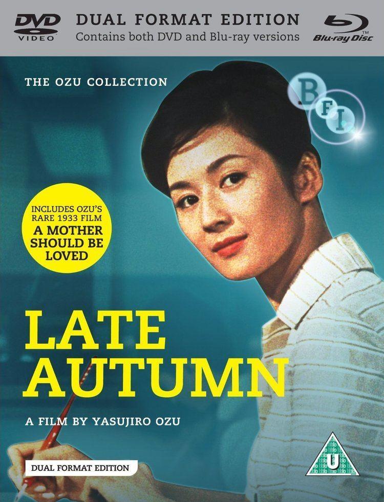 Late Autumn (1960 film) imagesstaticbluraycommoviescovers20409frontjpg