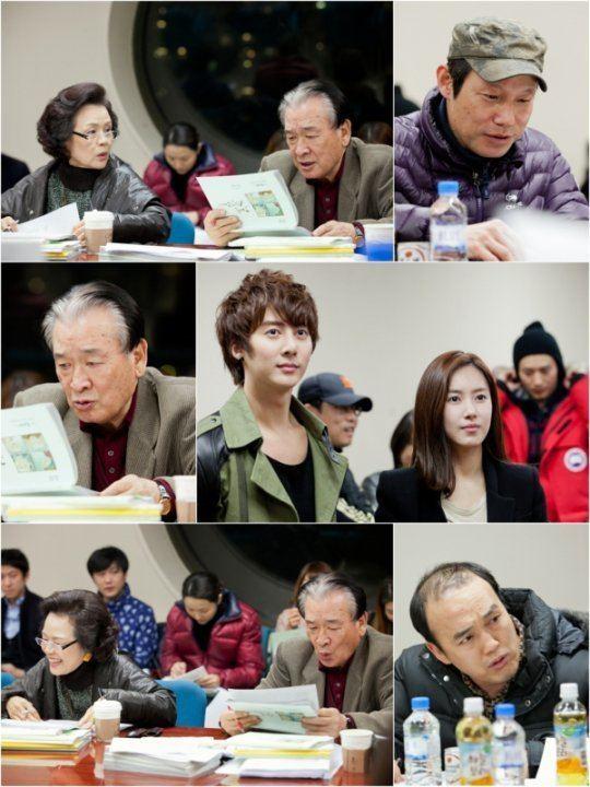 Late Blossom Late Blossom Drama Cast Korean Drama 2012