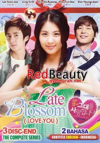 Late Blossom Late Blossom Love You DVD Rp15000 DVDMURAHNET Jual DVD