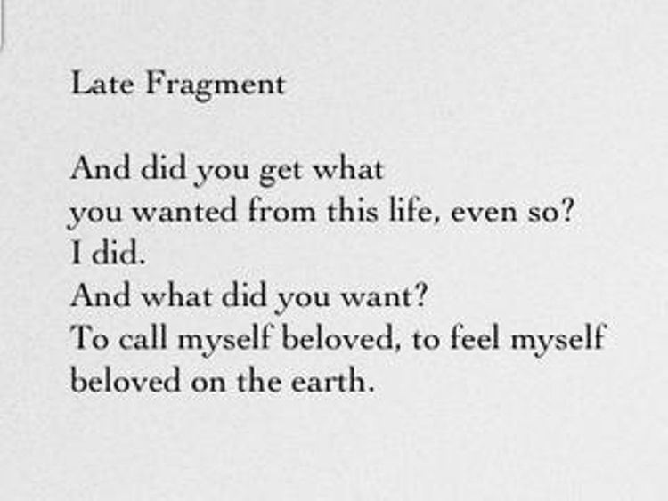 Late Fragment Raymond Carver Late Fragment Liam Ford on Patreon