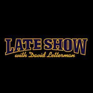 Late Show with David Letterman Late Show With David Letterman Television Academy