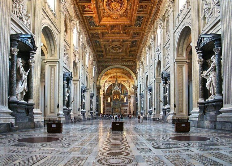 Lateran The Basilica of Saint John Lateran Seeds of Faith