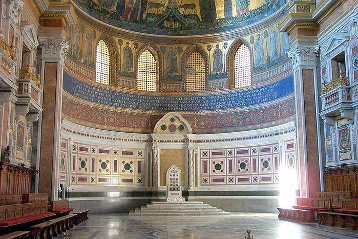 Lateran Basilica of St John Lateran The most beautiful churches of Italy