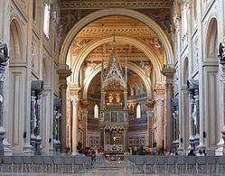 Lateran Archbasilica of St John Lateran Wikipedia