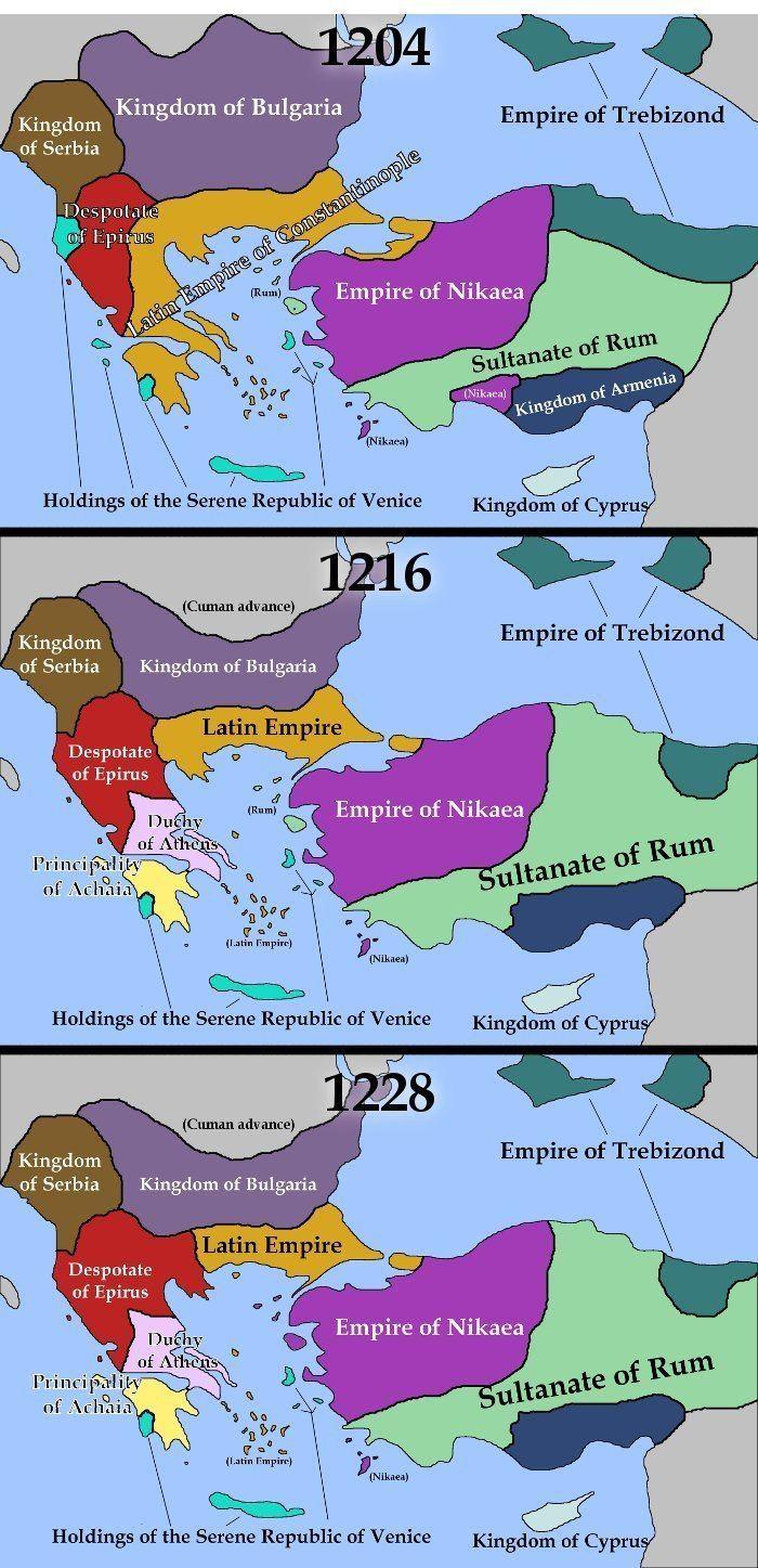 Latin Empire The Grace of Rome A de Brienne Latin Empire AAR Paradox