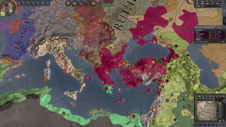Latin Empire Why can39t I form the latin empire Paradox Interactive Forums