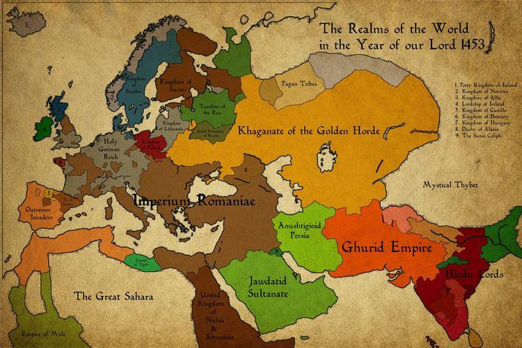 Latin Empire The Latin Empire Ascendent CrusaderKings
