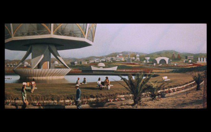 Latitude Zero (film) Latitude Zero 1969Monster Shack Movie Reviews