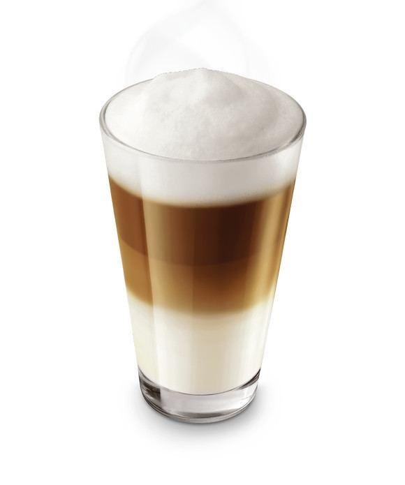 Latte macchiato Carte Noire Latte Macchiato pods for Tassimo coffee machine