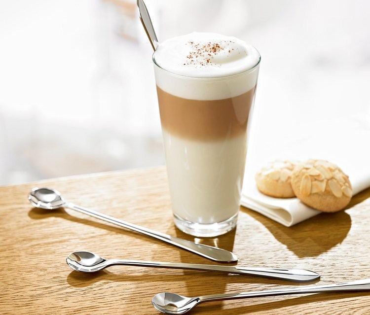 Latte macchiato Latte macchiato Nasl yaplr How to Make a latte Macchiato