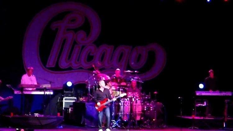 Laudir de Oliveira Chicago The Band Happy Man feat Laudir de Oliveira