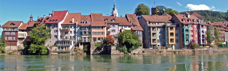 Laufenburg, Aargau Beautiful Landscapes of Laufenburg, Aargau