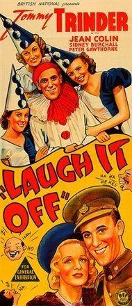 Laugh It Off (1940 film) movie poster