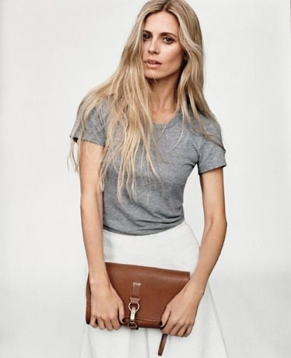 Laura Bailey (model) Laura Bailey designs her first bag collection for Radley
