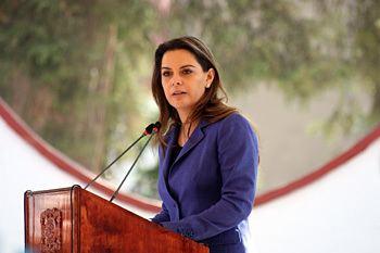 Laura Barrera Fortoul Consigna Peridico del Estado de Mxico Reforma