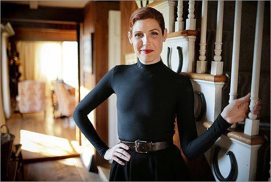 Laura Bennett Laura Bennett has her new career all sewed up The Boston