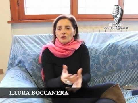 Laura Boccanera Intervista a LAURA BOCCANERA 2011