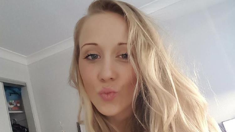 Laura Fenton Geelong court Bikie mistress Laura Fenton an equal in car racket