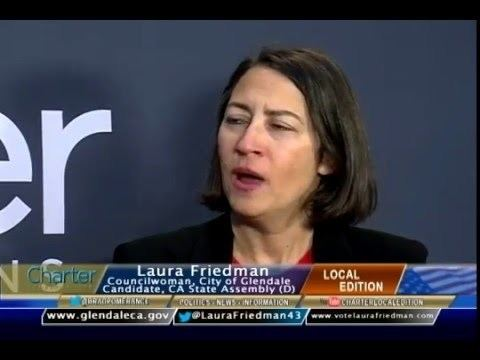 Laura Friedman Charter Local Edition with Glendale Councilwoman and CA Assembly