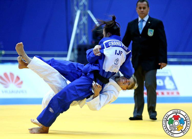 Laura Gómez (judoka) Laura Gomez Judo