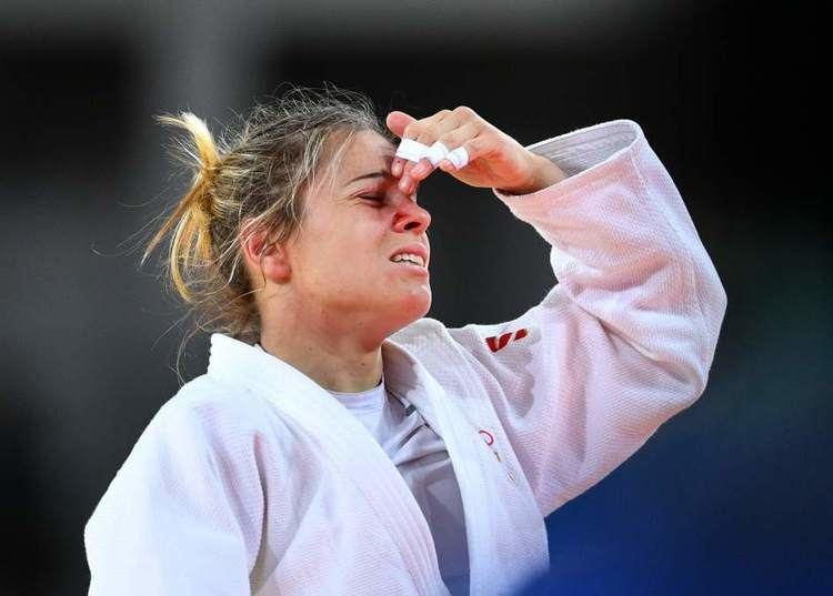 Laura Gómez (judoka) Nueva debacle del judo espaol en Ro Laura Gmez y Sugoi Uriarte