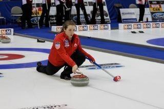 Laura Hallisey Jefferson Pharmacy Student Laura Hallisey is a Curling Olympic Hopeful