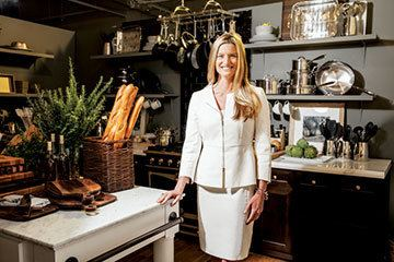 Laura J. Alber The CEO of WilliamsSonoma on Blending Instinct with Analysis