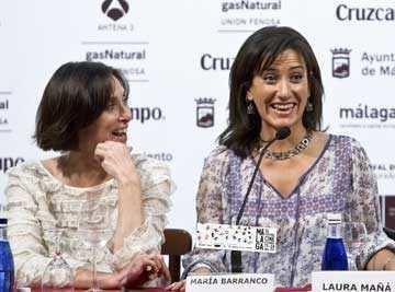 Laura Mañá Laura Ma retrata en tono de comedia el sexo en la vejez en su