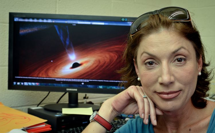 Laura Mersini-Houghton Carolina39s Laura MersiniHoughton shows that black holes