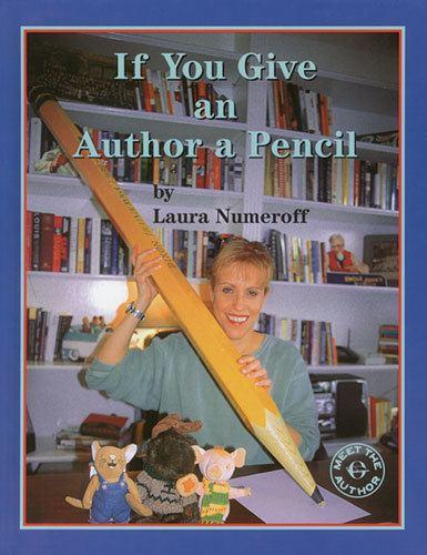 Laura Numeroff Meet the Author Laura Numeroff
