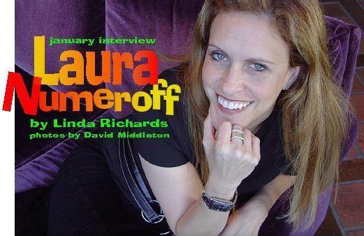 Laura Numeroff Interview Laura Numeroff