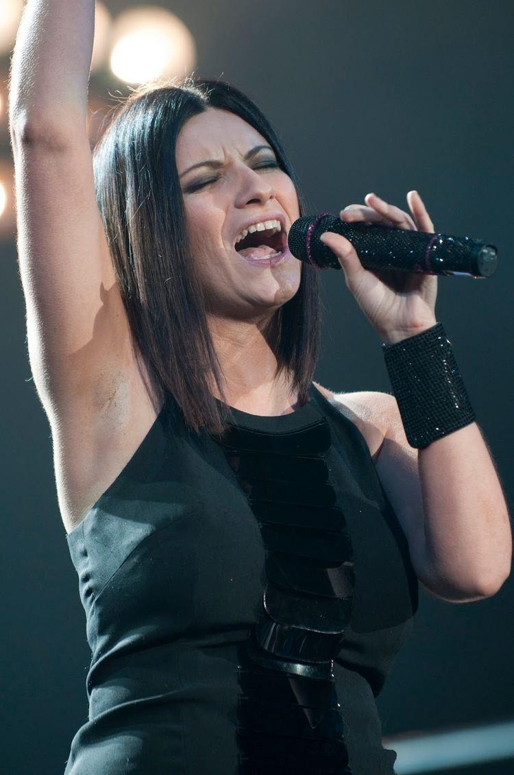 Laura Pausini Laura Pausini singersongwriter Italy On This Day