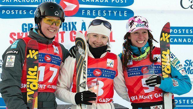 Laura Peel Aussie skier Laura Peel grabs shock bronze Herald Sun