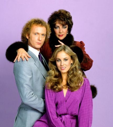 Laura Spencer (General Hospital) Tony Geary and Genie Francis Luke and Laura Spencer with Elizabeth