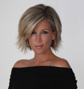 Laura Wright Laura Wright Husband hair styles Pinterest Colori Ricerca e