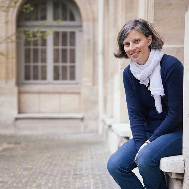 Laure Saint-Raymond Laure SaintRaymond la boss des maths CNRS Le journal