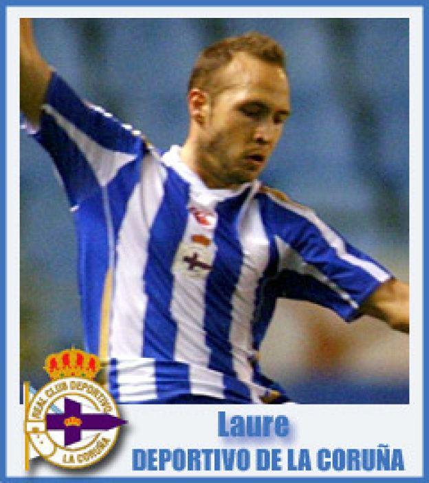 Laureano Sanabria Ruiz LaureBiografa Laureano Sanabria RuizJugador Real Club