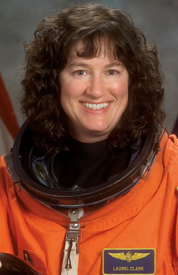 Laurel Clark Astronaut Biography Laurel Clark