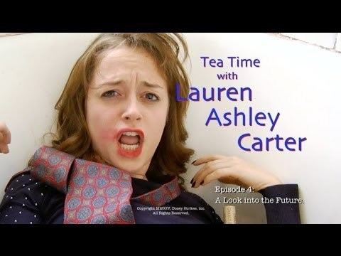 Lauren Ashley Carter Tea Time with Lauren Ashley Carter Episode 4 YouTube