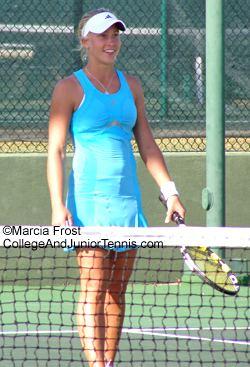 Lauren Herring TALKING WITH JUNIOR TENNIS PLAYER LAUREN HERRING