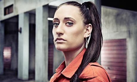 Lauren Socha Lauren Socha the Misfit who made it Television amp radio