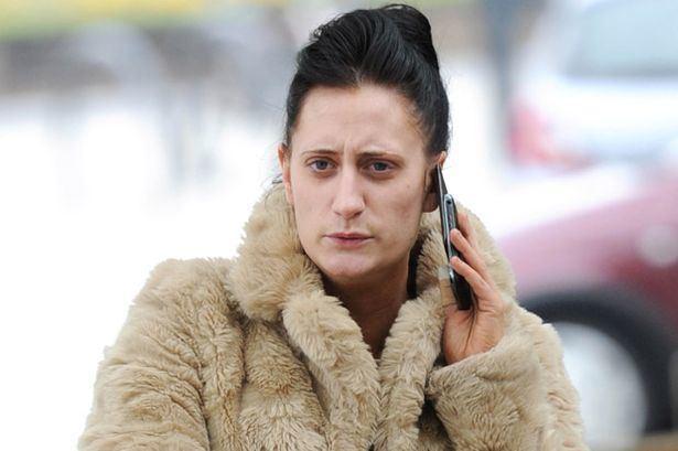 Lauren Socha Misfits actress Lauren Socha admits drunken racist attack on cabbie