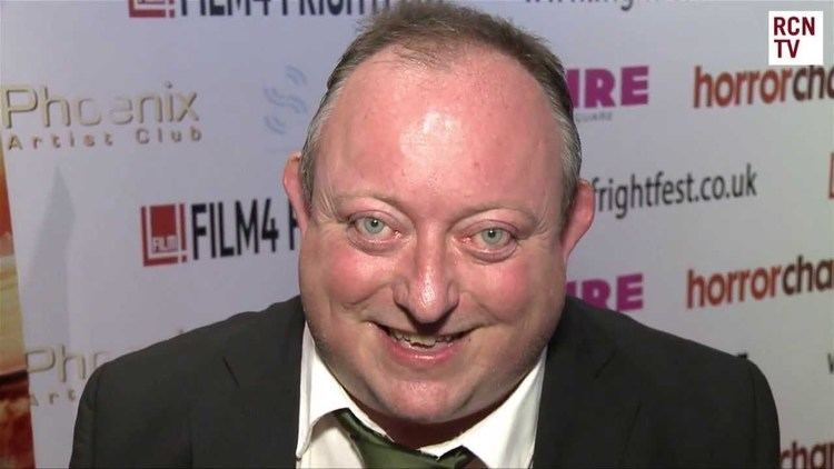 Laurence R. Harvey Lawrence R Harvey Interview The Human Centipede 2 amp 3