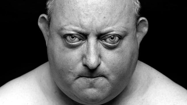 Laurence R. Harvey Human Centipede Laurence R Harvey in Redacted by Andy