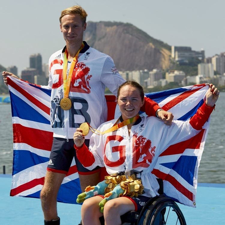 Laurence Whiteley Lauren Rowles British Rowing