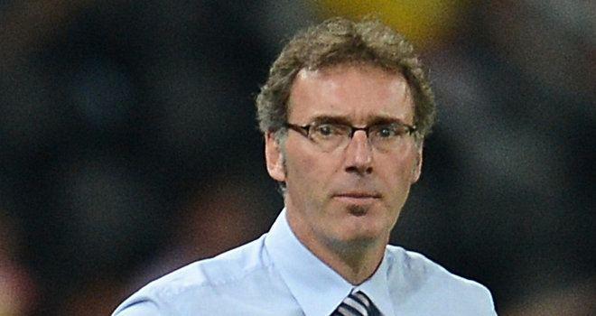 Laurent Blanc Ligue 1 Laurent Blanc39s agent denies he has been