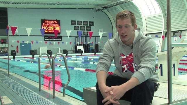 Laurent Carnol Portrait Laurent Carnol Olympic Swimmer on Vimeo